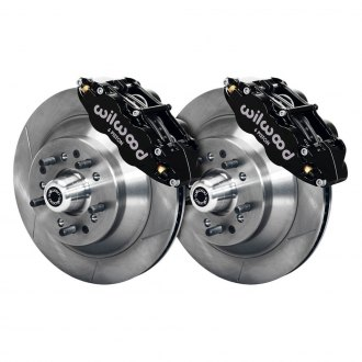 Wilwood® - Street Performance GT Slotted Forged Narrow Superlite Front Brake Kit