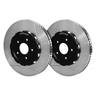 Wilwood® - GT Series Slotted Vented 2-Piece Front Brake Rotors