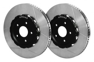 Wilwood® - GT Slotted Front Rotors