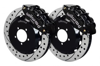 Wilwood® - Street Performance Drilled and Slotted Brake Kit