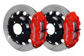 Wilwood® - Street Performance GT Slotted Forged Narrow Superlite Rear Brake Kit
