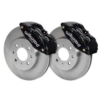 Wilwood® - Street Performance Plain Forged DynaPro Front Brake Kit