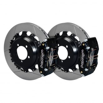 Wilwood® - Street Performance GT Slotted DynaPro Rear Brake Kit