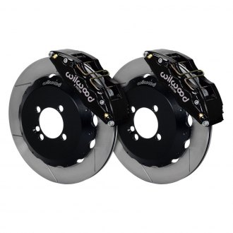 Wilwood® - Street Performance GT Slotted DynaPro Front Brake Kit