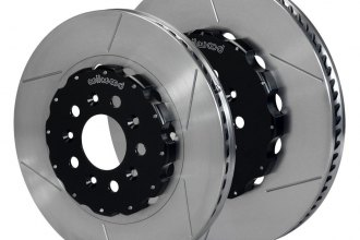 Wilwood® - GT Slotted Front and Rear Rotors