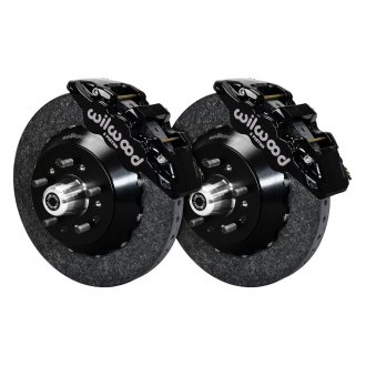 Wilwood® - Street Performance Carbon-Ceramic Rotor Brake Kit