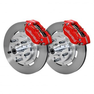 Wilwood® - Street Performance Plain Rotor Front Brake Kit
