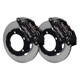 Wilwood® - Street Performance Plain Front Brake Kit