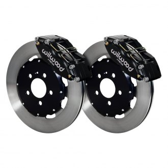 Wilwood® - Street Performance Plain DynaPro Front Brake Kit