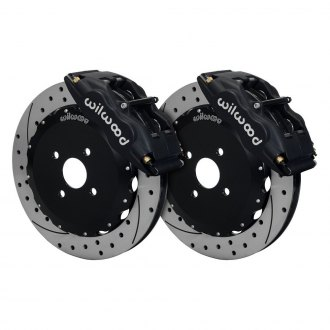 Wilwood® - Forged Superlite Internal Front Brake Kit