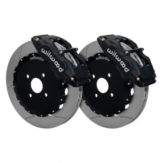 Wilwood® - Street Performance GT Slotted Forged Superlite Internal Front Brake Kit