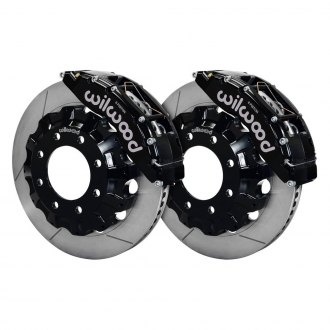 Wilwood® - Street Performance GT Slotted TC6 Brake Kit