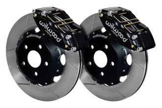 Wilwood® - Street Performance GT Slotted Brake Kit