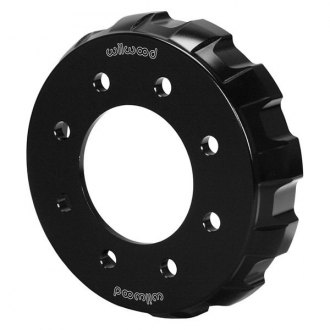 Wilwood® - 12 x 9.75 BC 1.67 Offset Front Rotor Hat