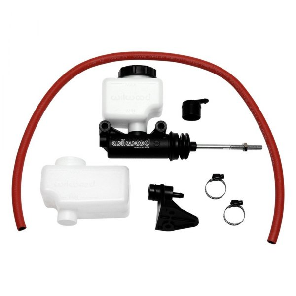 "Wilwood® - 1-1/8"" Bore Short Remote Side Mount Master Cylinder Kit"
