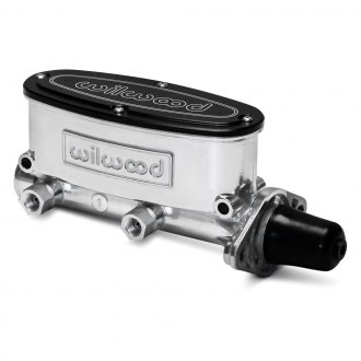 "Wilwood® - 1 1/8"" Bore Ball Burnished High Volume Tandem Master Cylinder"