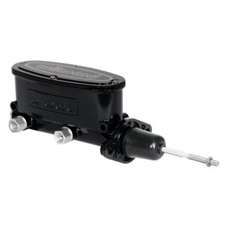 "Wilwood® - 7/8"" Bore Black High Volume Tandem Master Cylinder"