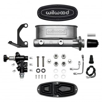 "Wilwood® - 1"" Bore High Volume Tandem Master Cylinder Kit"