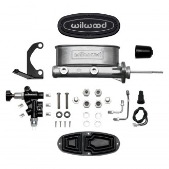 "Wilwood® - 7/8"" Bore High Volume Tandem Master Cylinder Kit"