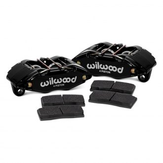 Wilwood® - Forged DynaPro Front Caliper Kit
