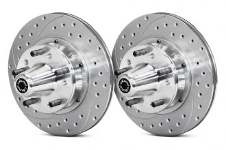 Wilwood® - Drilled and Slotted Hub Kit