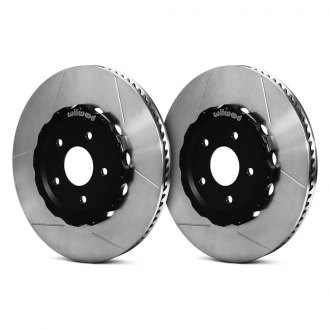 Wilwood® - GT Slotted Brake Rotors