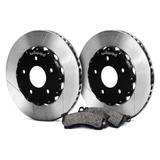 Wilwood® - SRP Dimpled and Slotted Front and Rear Rotors