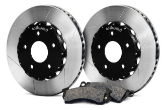 Wilwood® - GT Slotted Rotor and Pad Kit