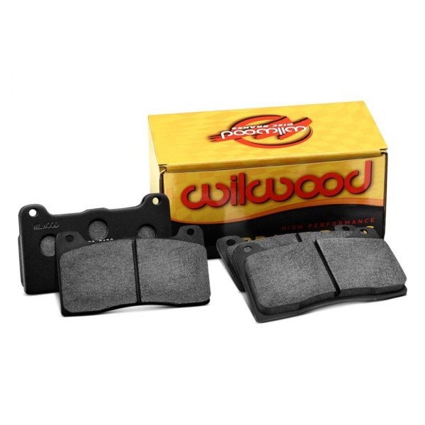 Wilwood® - Smart Pad Performance BP-10 Compound Front Brake Pads