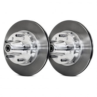 Wilwood® - Plain Rotor Hub Kit