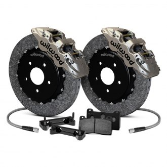 Wilwood® - Street Performance Carbon-Ceramic Brake Kit