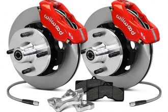 Wilwood® - Street Performance Plain Brake Kit