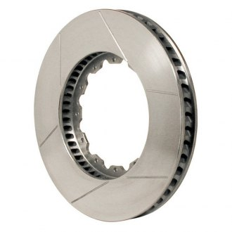 Wilwood® - GT 48 Curved Vane Front Driver Side Rotor