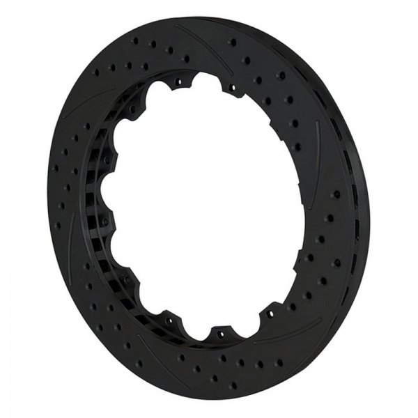 Wilwood® - SRP Drilled Performance Rear Driver Side Rotor