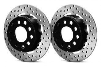 Wilwood® - Solid Steel Front Rotor