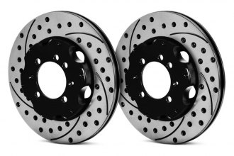 Wilwood® - SRP Drilled Performance Rotor