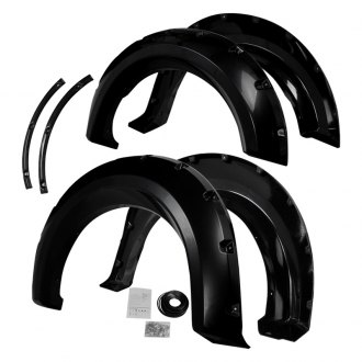 Winjet® - Rivet Style Front and Rear Fender Flares