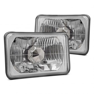 Winjet® - Rectangular Sealed Beam Crystal Headlights