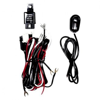 Winjet® - Fog Lights Wiring Harness