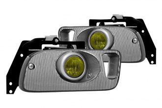 Winjet® - Yellow OEM Style Fog Lights - 2/3DR