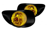 Winjet® - Yellow OEM Style Fog Lights - 3DR