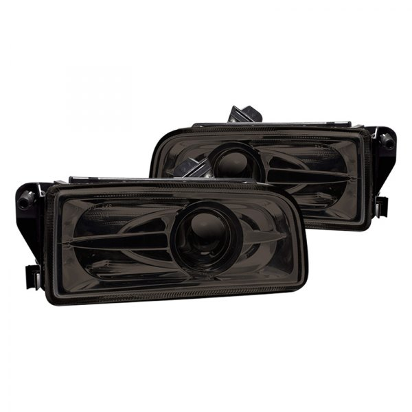Winjet® - Smoke Halo Projector Fog Lights