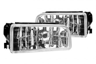 Winjet® - Chrome OEM Style Fog Lights - E36