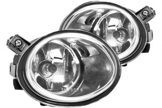 Winjet® - Chrome OEM Style Fog Lights - E46