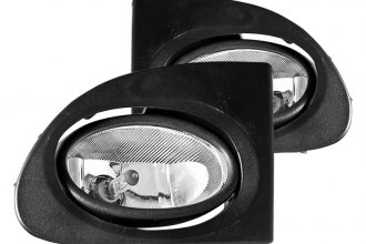 Winjet® - Clear OEM Style Fog Lights - 3DR