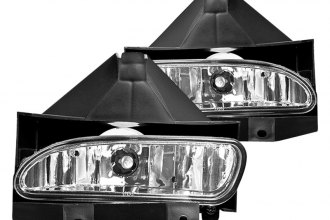 Winjet® WJ30-0086-09 - Chrome OEM Style Fog Lights