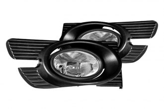 Winjet® - Clear OEM Style Fog Lights - 4DR