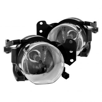Winjet® - Chrome OEM Style Fog Lights