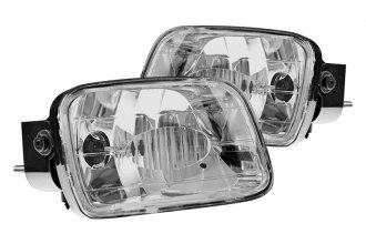 Winjet® - Driver Side Clear Fog Lights