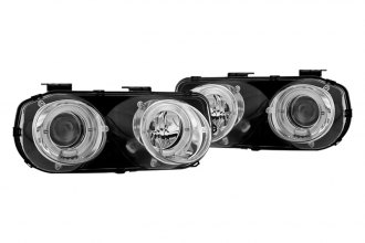 Winjet® - Chrome Projector Headlights